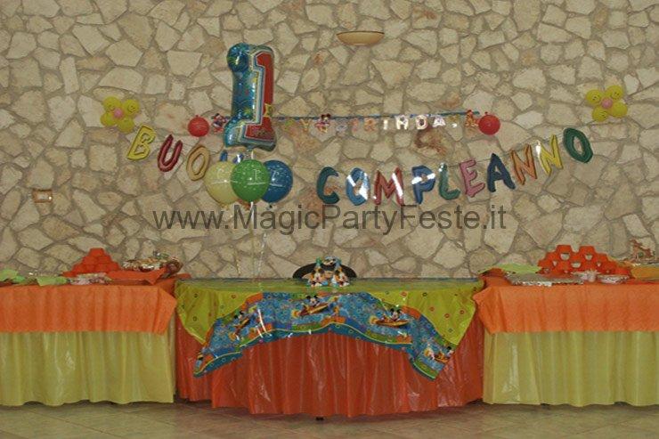 Sala feste magic party feste - Noleggio tavoli e sedie per feste catania ...